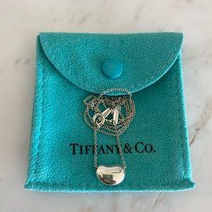 Tiffany & Co. Silver Bean Design Pendant®